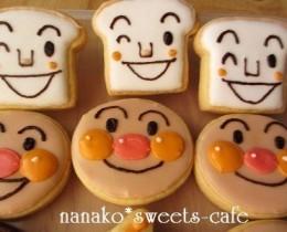 子供が喜ぶアンパンマンクッキーを作ろう